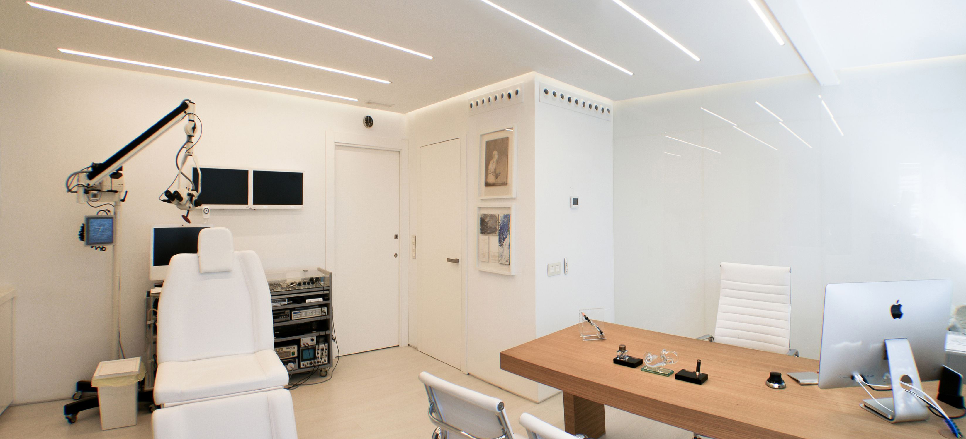 auditus/lem3a office: Consulting room